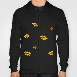 Simple Sunflower String Hoody