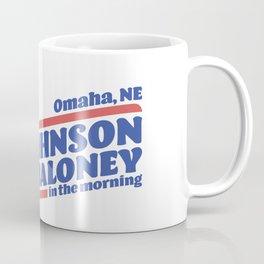 Johnson & Baloney Coffee Mug