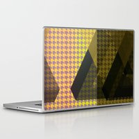 triangle Laptop & iPad Skins featuring Triangle** by Mr & Mrs Quirynen