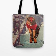 mesmerized Tote Bag