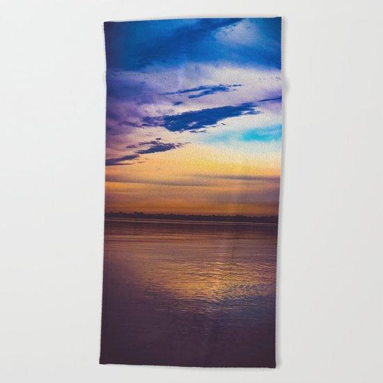 Silenced Souls Beach Towel