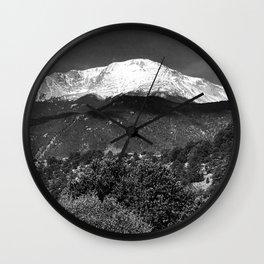 Pikes Peak Wall Clock