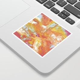 Ocaso Sticker