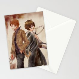 Undressing Your Wounds Stationery Cards