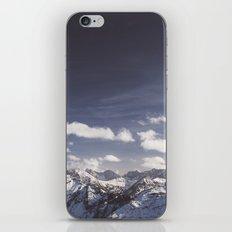 High Tatras iPhone & iPod Skin