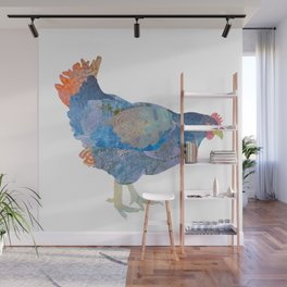 Because chickens Wall Mural