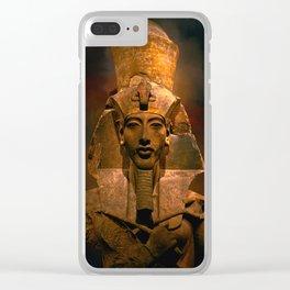 Akhenaten Clear iPhone Case