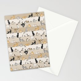 Cat & Mouse Stationery Cards