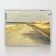The Road to the Sea Laptop & iPad Skin
