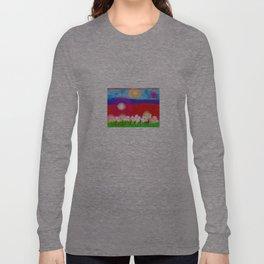 3 suns  Long Sleeve T-shirt