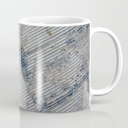 Warehouse District -- Rustic Farm Chic Abstract Coffee Mug