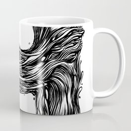 The Illustrated H Coffee Mug