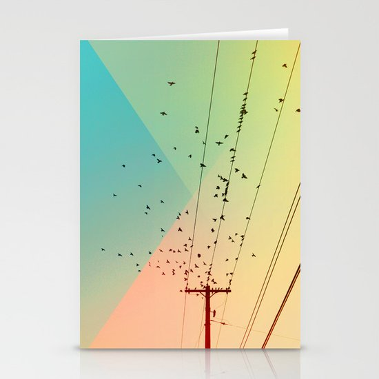 Cool World #1 Stationery Cards