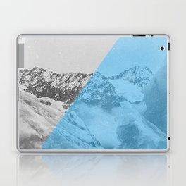 NEON NATURE | Blue Laptop & iPad Skin