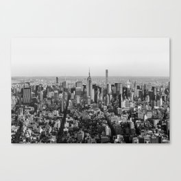 Looking Uptown Canvas Print