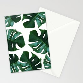 Monstera exotica Stationery Cards