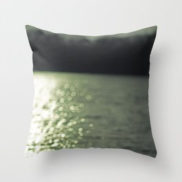 Symbols of the Past Throw Pillow