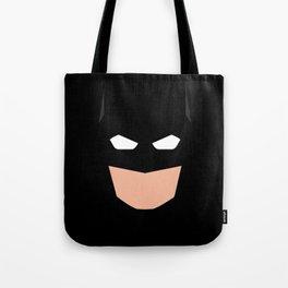 Superhero Bat Man Tote Bag