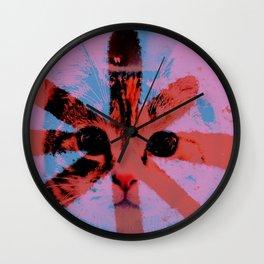 Little punk Wall Clock