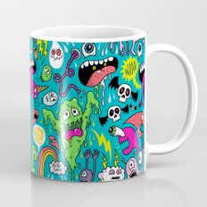 Monster Party Coffee Mug
