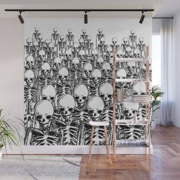 The Giant Horde Wall Mural