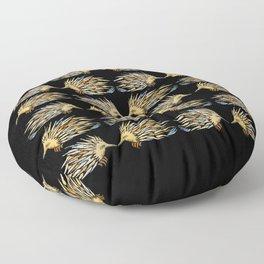 Echidna Conversations Floor Pillow