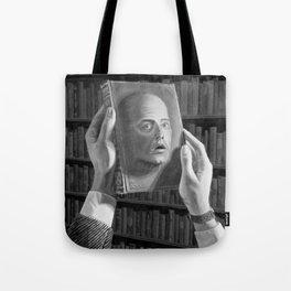 Don't Read Me Tote Bag