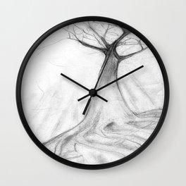 Loom Wall Clock