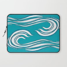 waves mother ocean Laptop Sleeve