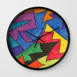 Solo Cho (aka Cho Alone) Wall Clock