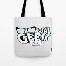Total Geek Tote Bag