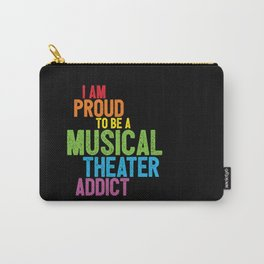 Musical Theater Pride Carry-All Pouch