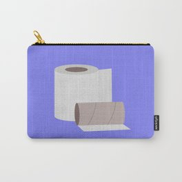 Toilet paper rolls Carry-All Pouch