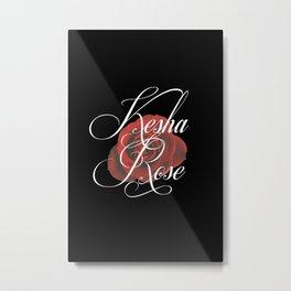 Kesha Rose Metal Print