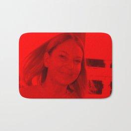 Sia - Celebrity (Florescent Color Technique) Bath Mat