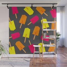 Ice Lollies 02 Wall Mural