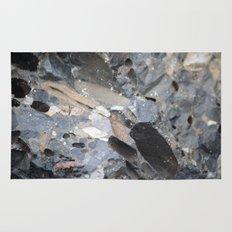 I Am A Rock :: Alaskan Boulder Rug