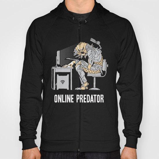 Online Predator Hoody