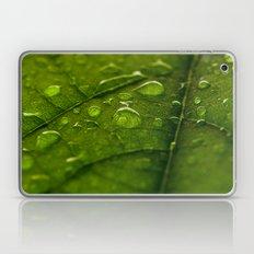 Green Bubbles 2 Laptop & iPad Skin
