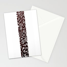 Long Study III Stationery Cards