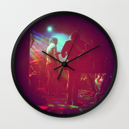 Rock 'n' Roll Wall Clock
