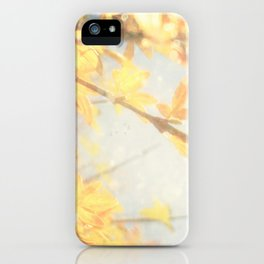 Sunlight iPhone Case