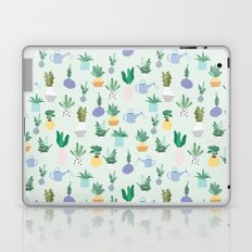 Plant pot Pattern Laptop & iPad Skin