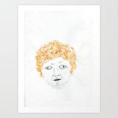 Molberto Art Print