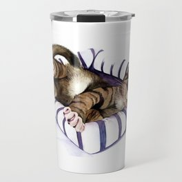 A Good Fit! Travel Mug