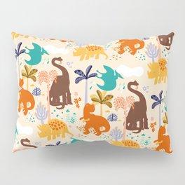 jurassic classic pattern Pillow Sham