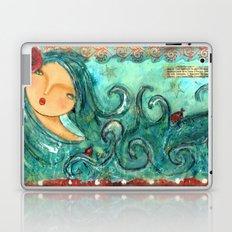 Isabella The Sea Mermaid Laptop & iPad Skin