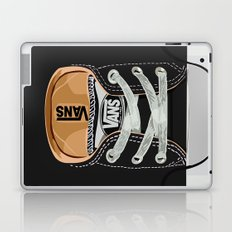Cute black Vans all star baby shoes apple iPhone 4 4s 5 5s 5c, ipod, ipad, pillow case and tshirt Laptop & iPad Skin