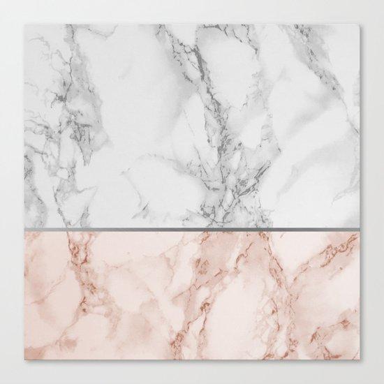 Marble #7 Canvas Print