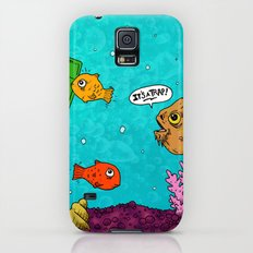Admiral Ackbar It's a Trap art by RonkyTonk Slim Case Galaxy S5
